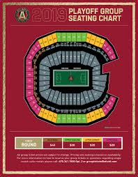 Atl Utd Seating Chart Group Tickets Atlanta United Fc