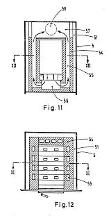 Ofen Für Festbrennstoffe Patent 0254321