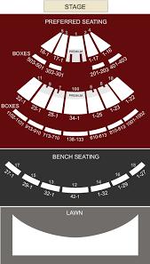 Bethel Woods Center Seating Chart Bethel Woods Center For The Arts Bethel Ny Seating Chart