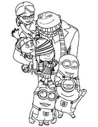 Small Picture Kids Minions Despicable Me Coloring Pages Holiday Valentines