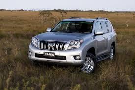 2010 Toyota Landcruiser Prado: Off-Road Tech Detailed