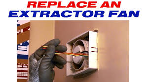 how to replace a wall extractor fan vent axia silhouette