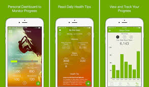 my t diary weight tracking iphone and ipad app screenshot