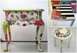 diy decoupage furniture. How To DIY Decoupaged Furniture Tutorial Diy Decoupage