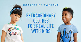 Rockets of Awesome | Super Cool, Stylish <b>Kids Clothes</b>
