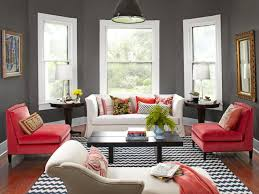 40 Colorful Living Rooms To Copy HGTV New What Color For Living Room Decoration
