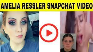 amelia ressler snapchat video   amelia ressler video   amelia resller -  YouTube