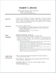 Good Objectives For Resume Warehouse Objective For Resume Wikirian Com