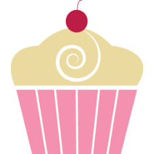 Pink Cupcake Icon 256x256px Ico Png Icns Free Download