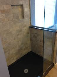 Small Picture Travertine subway wall tile and shower niche The Onyx Collection
