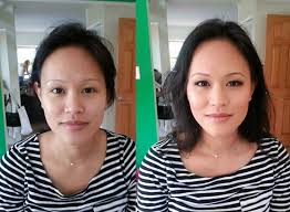 blush before and after. photo of blush - dc washington, dc, united states. before and after y
