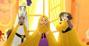 lanzan el tráiler de la secuela de rapunzel y es tan perfecto o esperabas