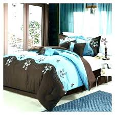 black and tan bedding sets black and teal comforter sets brown and teal comforter sets bedding