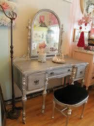 antique vanity set furniture. new silver hayworth vanity with black cushion chair color decoration \u0026 furniture interior design ideas mirrored antique set c