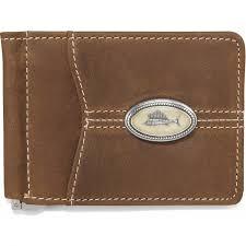 trinidad deep sea money clip wallet alternate view 1
