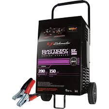 car battery chargers automotive battery chargers battery shipping schumacher wheeled battery charger engine start 6 12 18
