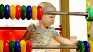 playgrounds can enhance fine motor skills