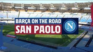 Barça On The Road: SAN PAOLO INSIDE TOUR - YouTube