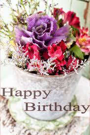 9 Flower Birthday Cakes For Her Photo Summer Birthday Cake Flowers