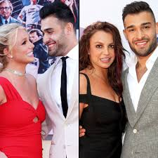 Britney spears' boyfriend has spoken up and out in support of the singer, after hitmaker timbaland spears' fan lit up his mentions in defense of the diva. How Long Have Britney Spears And Sam Asghari Been Dating