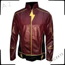 dc comics dc tv the flash jacket