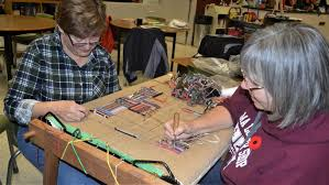 Historic craft hooking the next generation | Telegraph-Journal
