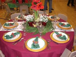 Party Table Decor Restaurant Table Decorations Zampco