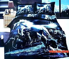 wolf bed set wolf print bedding wolf bedding blue wolf bedroom blue horse wolf bedding comforter wolf bed set