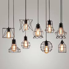 ceiling lights vintage ceiling light lights industrial semi flush mount fixtures new iron fitting lamp