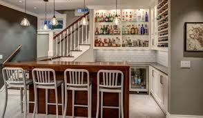 Basement Bars Designs Cool 48 Most Popular Home Bar Design Ideas For 48 Stylish Home Bar