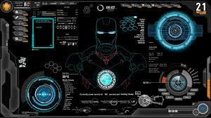Jarvis Wallpaper for PC (Page 1) - Line ...