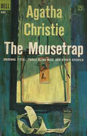 dell books d354 agatha christie the mousetrap by swallace99