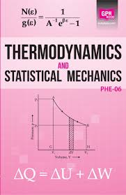 phe thermodynamics and statistical mechanics zoom