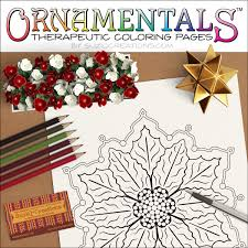 If you aren't going the cricut machine paper cutting route, the first thing you'll want to do is print both pages of the free printable poinsettia template onto your colored cardstock. Ornamentals Poinsettia Coloring Page Free Sample Suziq Creations