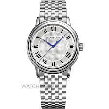 men s raymond weil maestro automatic watch 2837 st 00659 watch mens raymond weil maestro automatic watch 2837 st 00659