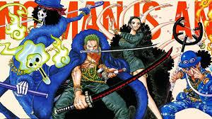 Brook Zoro Nico Robin Usopp One Piece ...