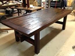 dining tables made from reclaimed wood popular round reclaimed