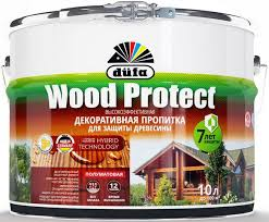 <b>Пропитка</b> düfa Wood Protect для <b>защиты</b> древесины с воском