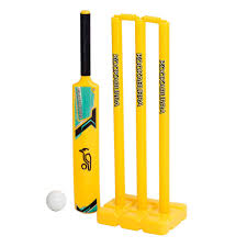 Kookaburra Lithium 30 Junior Plastic Cricket Set  RebelBackyard Cricket Set