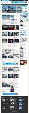 Website Template Newspaper Newspaper Website Template Wordpress Free Download