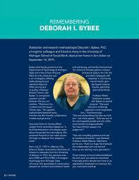 Ahead Magazine - Issue 4 by University of Michigan School of Social Work -  issuu