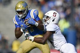 Ucla Football Seating Chart 2019 A Little Love From Stanford Is Enough For A 49 42 Win Over
