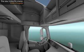 volvo trucks interior 2015. the new volvo fh series news trucks interior 2015