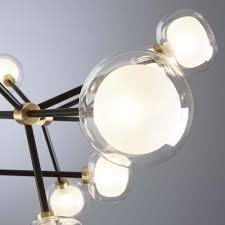 la rectangular chandelier