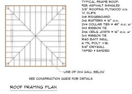 Hip Rafter Size Chart Uk 12x12 Hip Roof Shed Plans 10 Roof Framing Plan In 2019 Hip