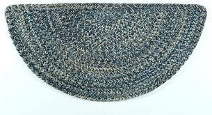semi circle rug half circle braided rugs return to previous page half circle hearth rugs uk