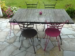 Magnifique Housse Table Jardin à Housse Chaise Jardin élégant Chaise ...