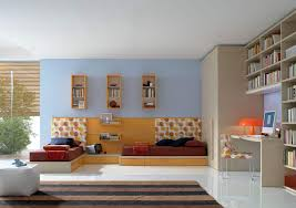 unique modern bedroom decor for teenager with area rugs