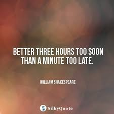 Late Quotes