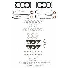 cadillac catera car truck cylinder head valve cover gaskets engine cylinder head gasket set fel pro fits 99 01 cadillac catera 3 0l v6 fits cadillac catera